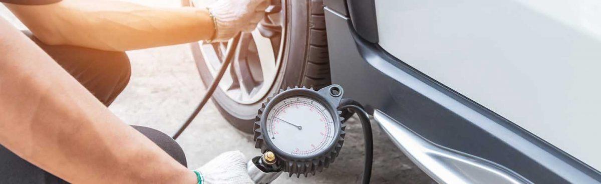 Remplacement de pneus